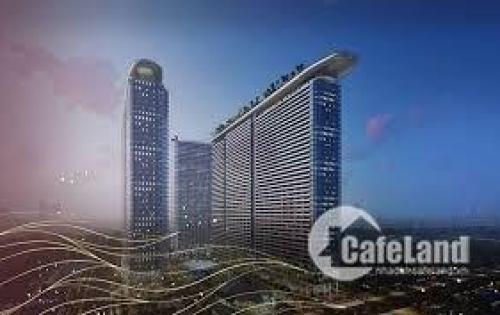 Bán căn hộ cao cấp sử dụng công nghệ 4.0,view sông,nội thất dát vàng