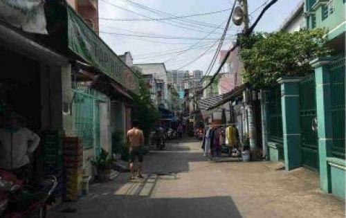 NHÀ BÁN CẤP 4 DT 120m2 HẺM 994 HUỲNH TẤN PHÁT, Tân Phú, Q7