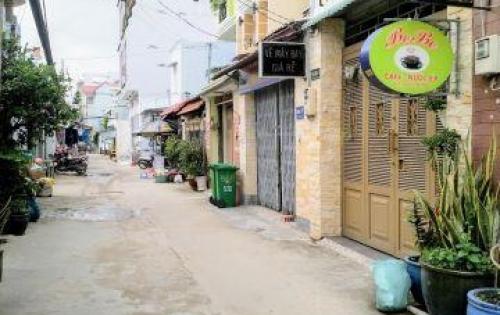 Nhà vị thế kinh doanh hẻm 88 Nguyễn Văn Quỳ, 5,2x12,5