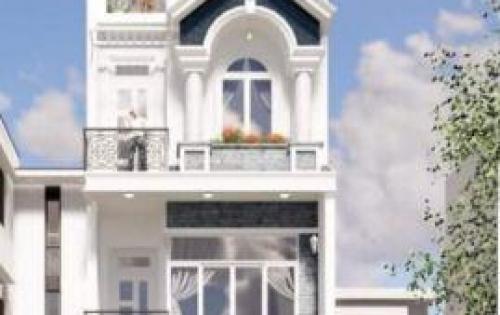 Nhà phố mới 100% hẻm nội bộ khu Vườn Điều, đường số 10 Tân Quy, Q7. Giá: 7,1 tỷ