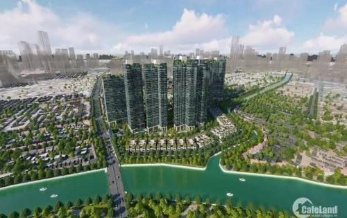 Bán căn hộ cao cấp sử dụng công nghệ 4.0,view sông,nội thất dát vàng,HTLS 0%