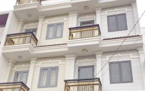 Bán nhà đẹp 4 lầu hẻm 8m Đường số 27 phường Tân Quy Quận 7