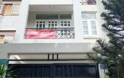 Cần bán nhà 2 lầu, ST mặt tiền ĐS 9 Trần Trọng Cung, P. TTĐ, Q7.