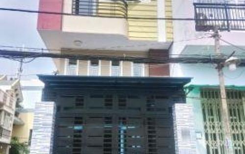 Bán gấp nhà phố lửng, 2 lầu hẻm xe hơi 48 Gò Ô Môi, P. Phú Thuận, Q7