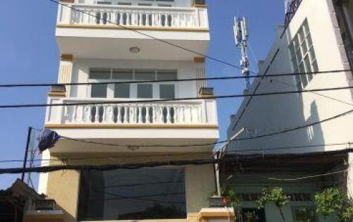 Bán nhà 1 lầu (nở hậu) hẻm 1283 Huỳnh Tấn Phát Quận 7