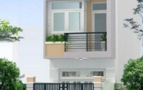 Nhà phố đường Huỳnh Tấn Phát, quận 7, DT 93,2m2, giá 3.75 tỷ Bao sang tên.