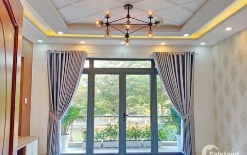 Bán nhà 3 lầu đẹp khu tái định cư Phạm Hữu Lầu quận 7.