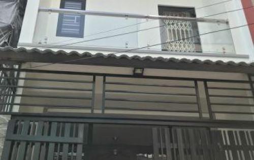 Bán nhà 1 lầu mới hẻm xe hơi 60 Lâm Văn Bền quận 7.