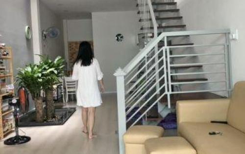 Bán nhà đẹp 1 lầu hẻm xe hơi 60 Lâm Văn Bền Quận 7