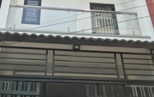 Bán nhà 1 lầu mới hẻm 6m 60 Lâm Văn Bền quận 7.