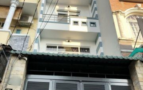 Bán nhà phố 2 lầu hẻm MT 88 Nguyễn Văn Quỳ, P. Phú Thuận, Quận 7.