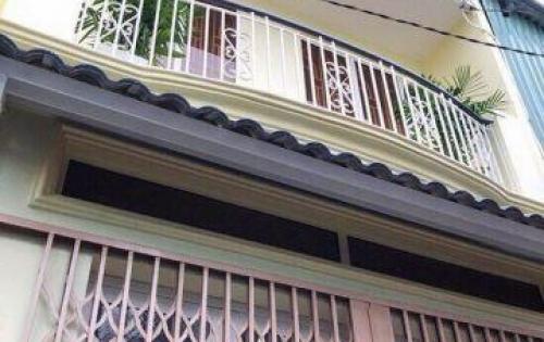 Bán nhà 1 lầu sổ riêng hẻm 1247 Huỳnh Tấn Phát quận 7.
