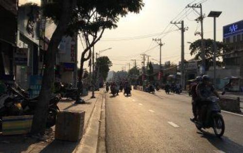 Bán nhà mặt tiền đường Nguyễn Thị Thập ngay đối diện chung cư Hưng Lộc Phát , ngay gần sát siêu thị Big C