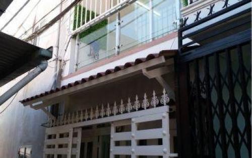 Bán nhà mới 1 lầu hẻm 301 Trần Xuân Soạn, Phường tân Kiểng, Quận 7
