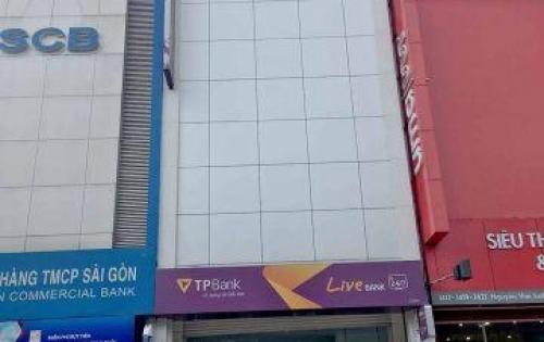 Nhà phố mặt tiền Nguyễn Văn Linh, khu phố Mỹ Toàn 2 cần bán