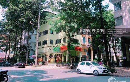 Cần bán nhà phố Phú Mỹ Hưng căn góc 2 mặt tiền đang cho thuê 120 triệu