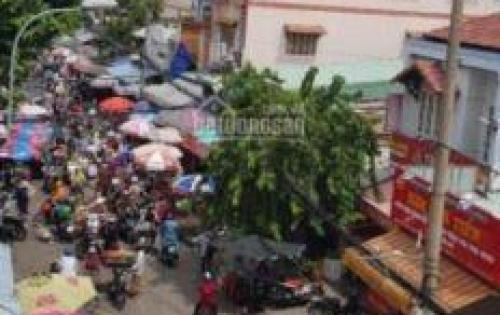 Bán nhà Ngay chợ Tân Mỹ đường số 1 phường Tân Phú Quận 7, thuận tiện kinh doanh