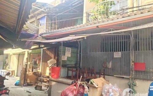 Bán nhà mặt tiền chợ Tân Thuận vị trí KD cực đẹp P. Tân Thuận Đông, Q7.
