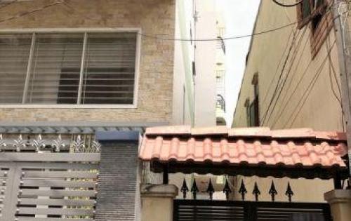 Bán nhà phố 2 lầu, ST hẻm xe hơi 52 Nguyễn Thị Thập, P. BT, Quận 7.