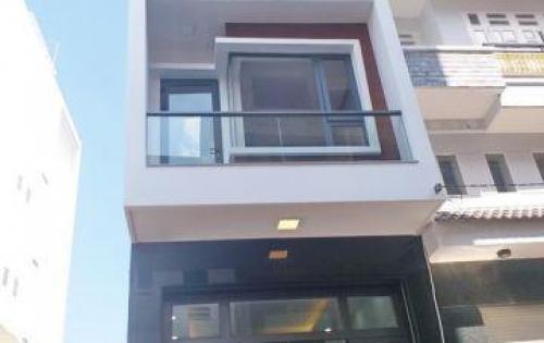 Bán gấp nhà phố lửng, 3 lầu hẻm xe hơi 56 Gò Ô Môi, P. Phú Thuận, Q7