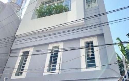 Bán nhà phố 2 lầu, ST hẻm 88 Nguyễn Văn Quỳ, P. Phú Thuận, Q7.