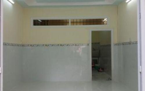 Bán nhà 1 lầu hẻm 861 Trần Xuân Soạn Quận 7