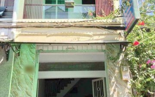 Bán (hoặc cho thuê) nhà 1 lầu hẻm xe hơi 6m Huỳnh Tấn Phát Quận 7