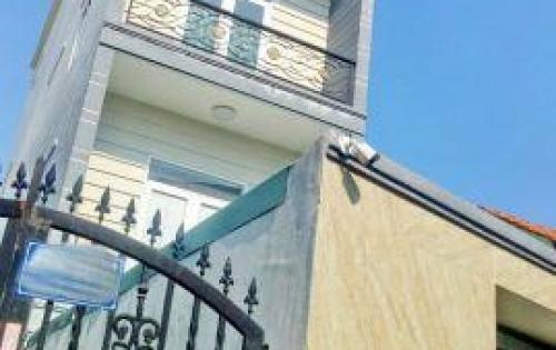 Bán gấp nhà phố 3 lầu đẹp hẻm 458 Huỳnh Tấn Phát, P. BT, Quận 7