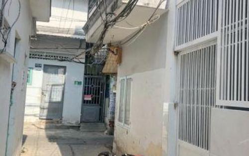 Bán nhà (nở hậu) hẻm 30 Lâm Văn Bền Quận 7