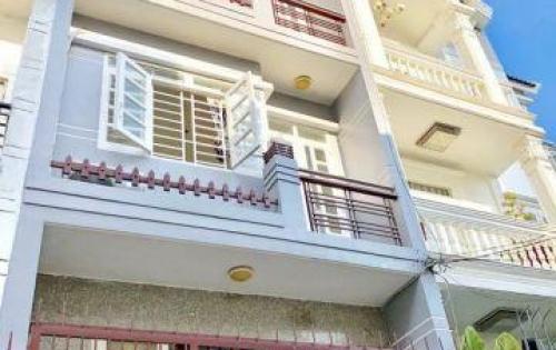 Bán gấp nhà 2 lầu, ST hẻm oto 1333 Huỳnh Tấn Phát, P. PT, Quận 7