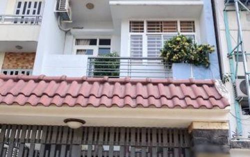 Bán nhà 2 lầu mới đẹp hẻm 6m 435 Huỳnh Tấn Phát quận 7.