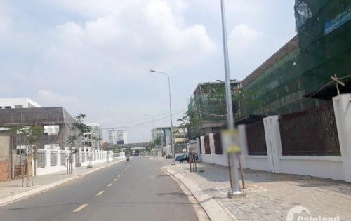 Bán nhà nát mặt tiền đường 12m Huỳnh Tấn Phát quận 7 (sau lưng Điện Máy Xanh).