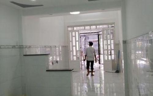 Bán nhà đẹp 1 lửng hẻm 4m 44 Bùi Văn Ba Quận 7