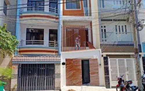 Bán nhà 3 lầu mặt tiền đường số khu 719 Huỳnh Tấn Phát P. Phú Thuận Quận 7.