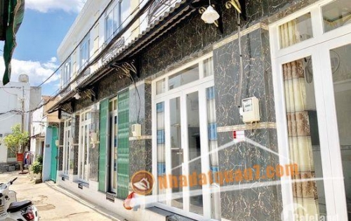 Bán nhà 5x24 lô góc 2 mặt tiền hẻm 1092 Huỳnh Tấn Phát, P. TP, Q7