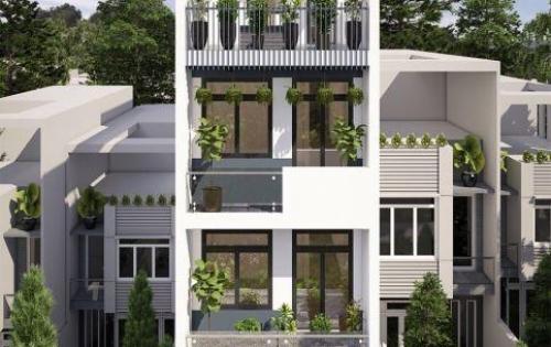 Bán gấp nhà mới xây khu dân cư Lacasa đường Huỳnh Tấn Phát, Quận 7, cách Phú Mỹ Hưng 20m