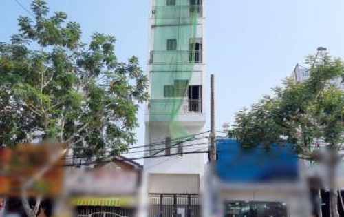 Bán nhà đẹp 5 lầu (nở hậu) mặt tiền Nguyễn Thị Thập Quận 7