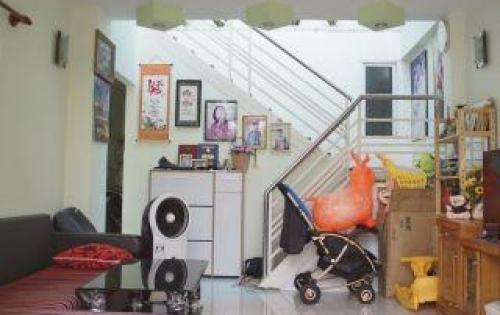 Bán nhà phố hẻm lớn 172 An Dương Vương_ Quận 8_ Hồ Chí Minh