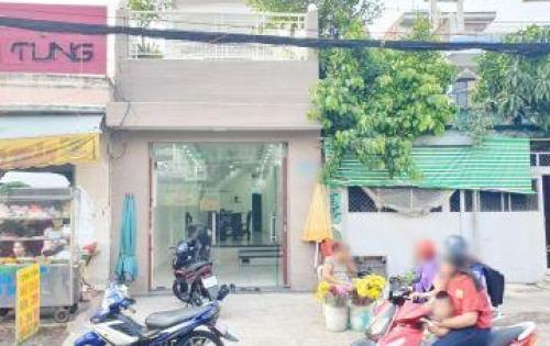 Bán nhà mới mặt tiền đường Bùi Minh Trực Phường 5 Quận 8