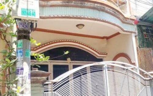 Bán nhà 1 lầu Quận 8 hẻm 125 đường Nguyễn Thị Tần Phường 2