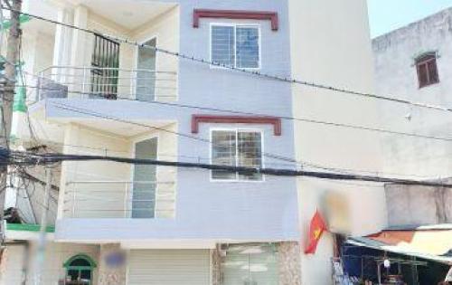 Bán nhà mới 3 lầu mặt tiền đường Tùng Thiện Vương Phường 13 Quận 8