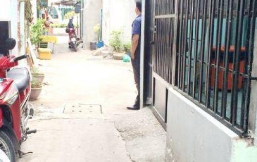 Bán nhà cấp 4 hẻm 27 đường Phạm Hùng Phường 9 Quận 8