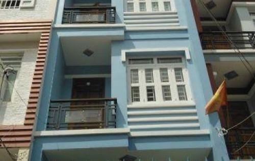 Bán nhà đường Tạ Quang Bửu, diện tích 127,2m2,  1 trệt 3 lầu, giá rẻ