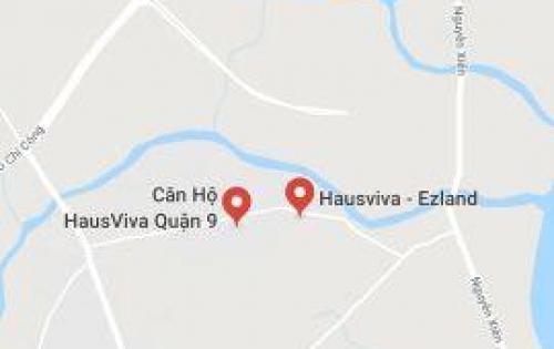 Dự án có giá trị sinh lời cao Hausviva mt Lò Lu quận 9. Giá 23-25tr/m2 đang nhận chỗ mở bán đợt 1.