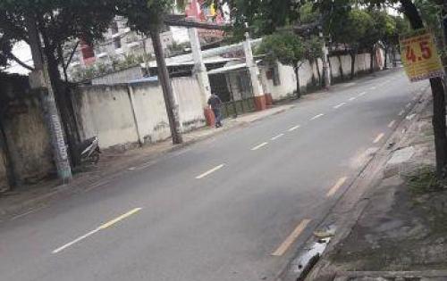 Bán Nhà Mặt Tiền Quận 9, Quang Trung, 2100m2, Nơi Hội Tụ Tiềm Năng.