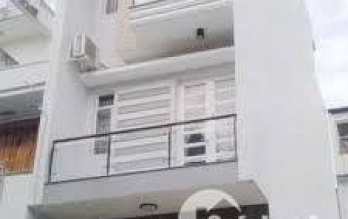 BÁn nhà 1 trệt 3 lầu ngay Chợ Liên Khu 5 - 6 Bình Tân 96m2 hẻm 7m giá 1 tỷ 980