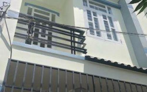Nhà 2lau,35m2,hẽm 5m đường Hương lộ 2 Bình Tân