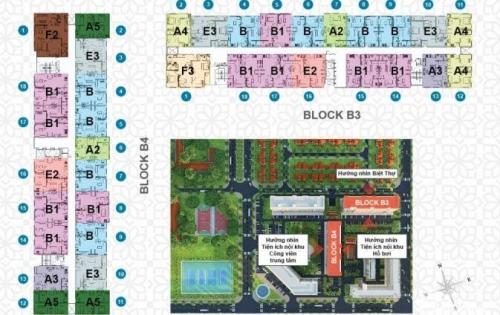 Cần bán gấp căn hộ Bình Tân 2PN/68m2 Block B3. Ở ngay vào tháng 6/2019