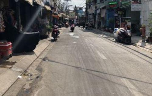Nhà mặt tiền 3x25 - Trần Quốc Tuấn sát Phạm Văn Đồng - Sầm uốt buôn bán