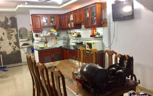Bán nhà mới 1 lầu hẻm 7m thông thoáng đường Nguyễn Thái Sơn P4 Gò Vấp.